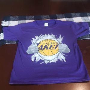 Los Angeles Lakers Boys T-Shirt